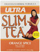 Ultra Slim Tea - Orange Spice, 24 tea bags (Hobe Labs)