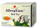 AllergEase Herb Tea, 20 tea bags (Health King)