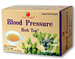 Blood Pressure Herb Tea, 20 tea bags (Health King)