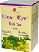 Clear Eye Herb Tea, 20 tea bags (Health King)