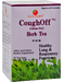 Cough Off Herb Tea, 20 tea bags (Health King)