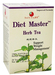 Diet Master Herb Tea, 20 tea bags (Health King)