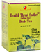 Head & Throat Soother Herb Tea, 20 tea bags (Health King)