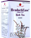 Headache Ease Tea, 20 tea bags (Health King)