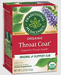 Throat Coat® - Organic, 16 tea bags (Traditional Medicinals)