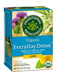 EveryDay Detox® Lemon 16 tea bags (Traditional Medicinals)