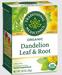 Dandelion Leaf & Root Tea - Organic, 16 tea bags (Traditional Medicinals)