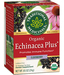 Echinacea Plus® Elderberry - Organic, 16 tea bags (Traditional Medicinals)
