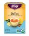 Detox Tea - Organic 16 tea bags (Yogi Tea)
