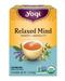 Relaxed Mind Tea 16 tea bags (Yogi Tea)