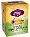 Green Tea Triple Echinacea, 16 tea bags (Yogi Tea)