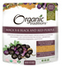 Maca X-6 Black & Red-Purple, Organic 5.3 oz (Organic Traditions)