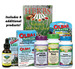 Dr. Susan's Vitality PLUS Package, 17 items + Herbs - Nature's Medicine Chest (Item #9100)