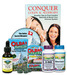 Dr. Susan's Allergy Care Package, 6 items + Conquer Colds Booklet (Item #9261G)
