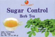 Sugar Controller Herb Tea 20 Bags Health King